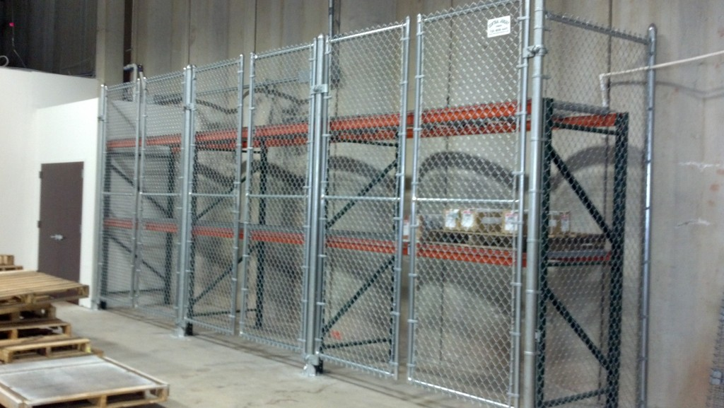 Interior Enclosures And Security Cages