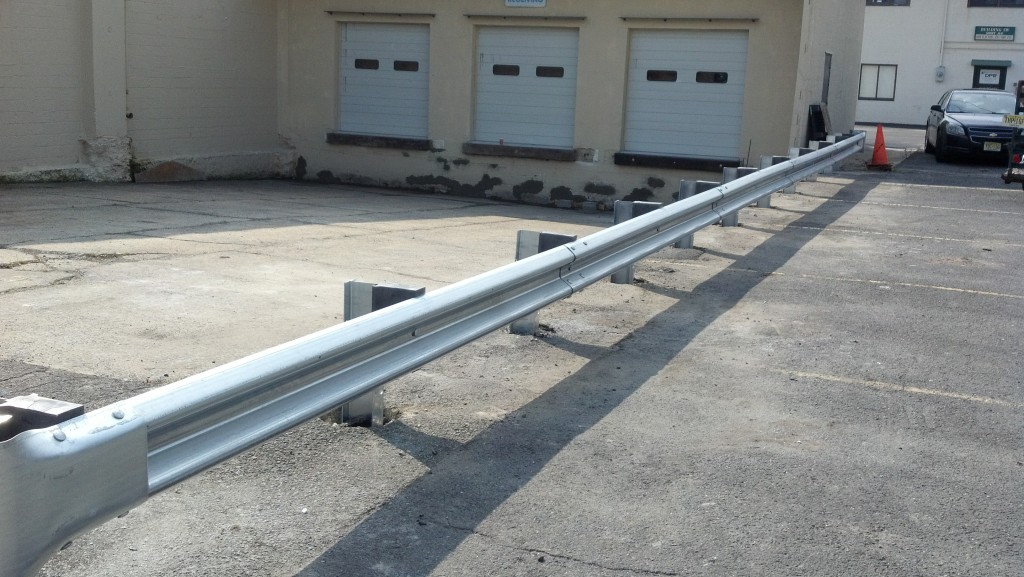 Guard Rail Installation Somerset New Jersey - Central Jersey Fence