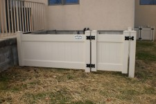 PVC Air Conditioning Enclosure