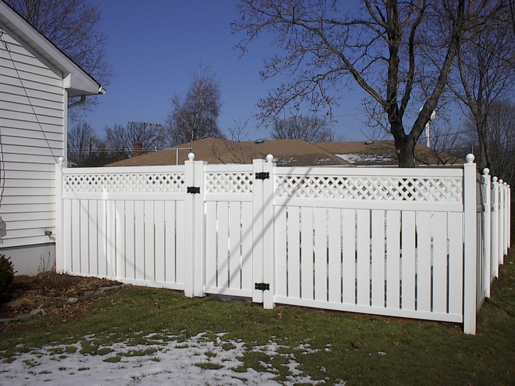 Pvc Fence Installation In Somerset New Jersey Central