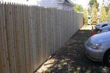 Cedar Slip Rail