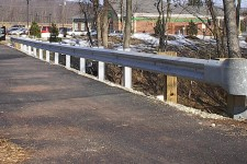 Bridge Guard Rail