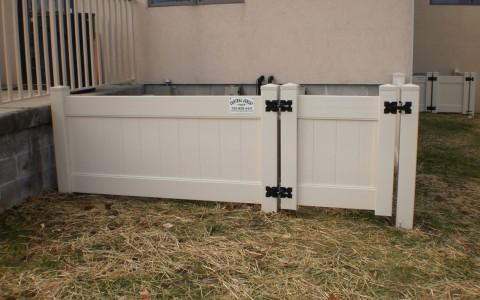 PVC Air Conditioning Enclosure