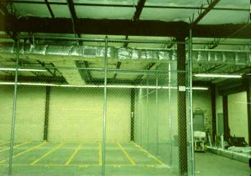 Interior Security Enclosure