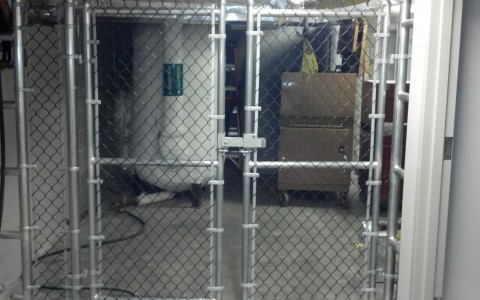 Interior Security Enclosures